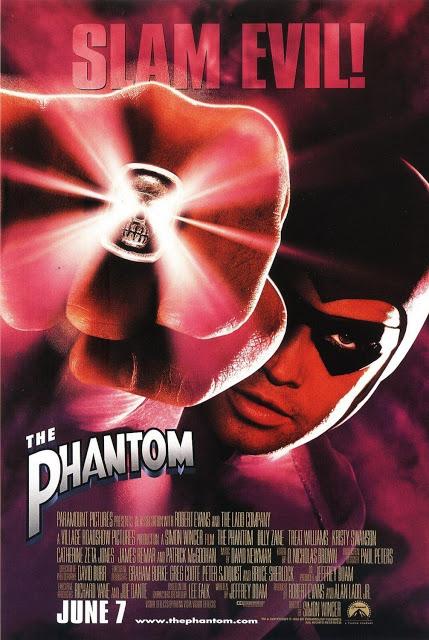 The Phantom วีรบุรุษเหล็กเหินฟ้าผ่านรก
