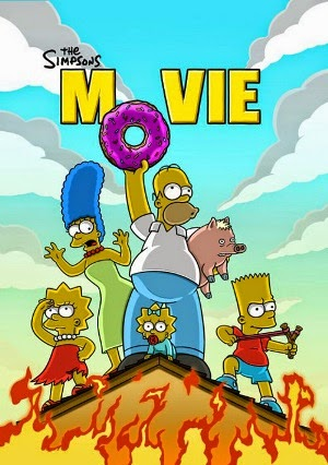 Gia Đình Simpsons - The Simpsons Movie - 2007