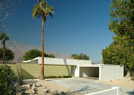 So good when it hits my eyes love mid century modern for New mid century modern homes palm springs