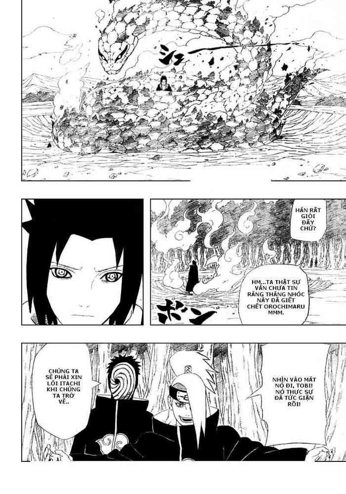 Naruto - Chapter 356 - Pic 13