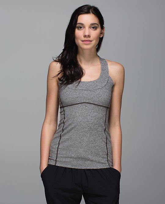 lululemo fatigue scoop neck tank