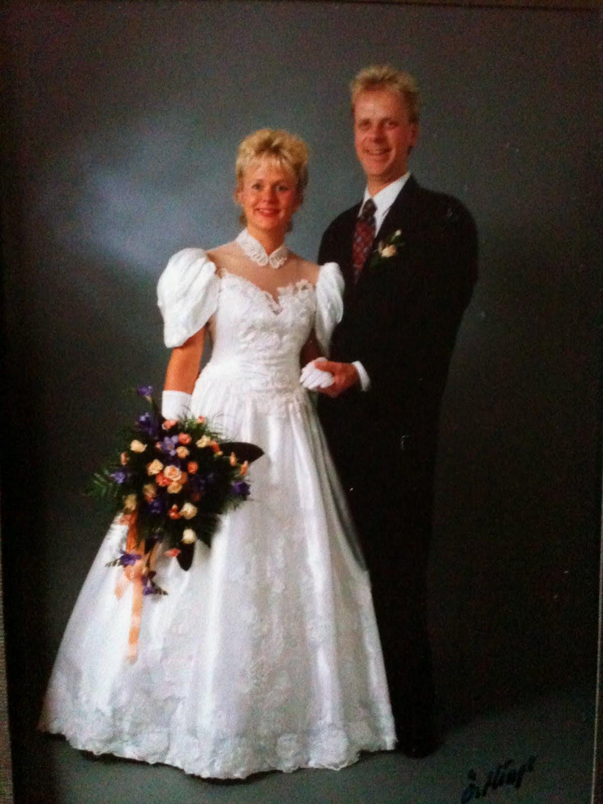 Dejting 20 år bröllopsdag