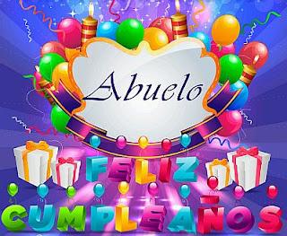 Tarjetas de Cumpleaños para Abuelos
