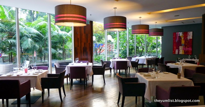 Cuisine Gourmet by Nathalie, MIGF Menu, best French restaurant KL
