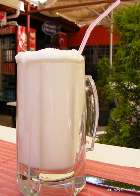 Ayran - Yoghurt Not Milk