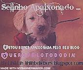 Selinho do Blog ♥