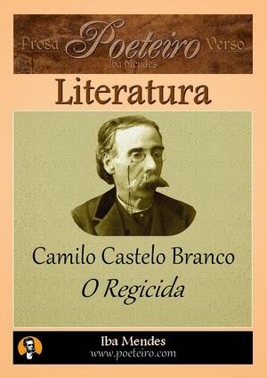 O Regicida, de Camilo Castelo Branco pdf para baixar gratis