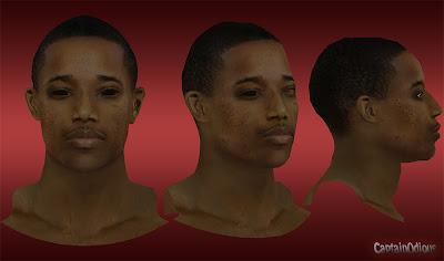 NBA 2K13 DeMar DeRozan Cyberface Mod