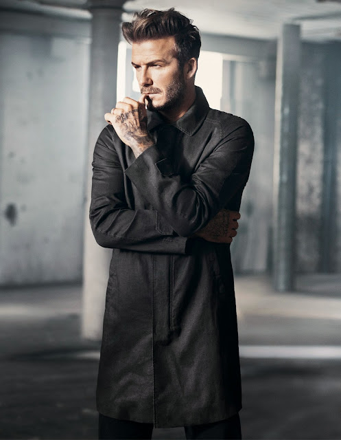 linen mac by modern essentials selected by david beckham at H&M