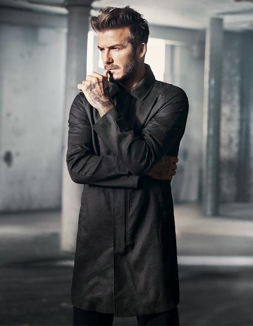 linen mac by modern essentials selected by david beckham at H&M
