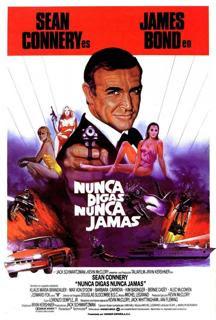 007 Nunca Digas Nunca Jamas (1983) Online