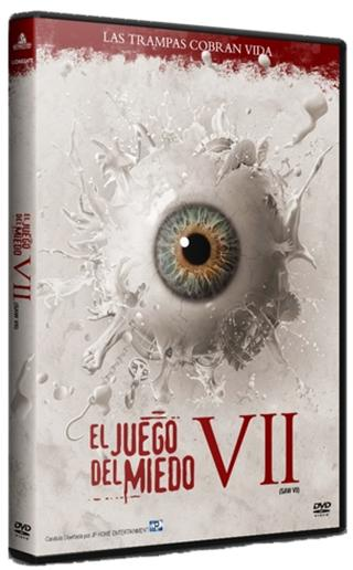 Saw 7 The Final Chapter DVDR NTSC Full Español Latino Descargar