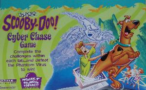 Scooby-Doo Cyber Chase board game.