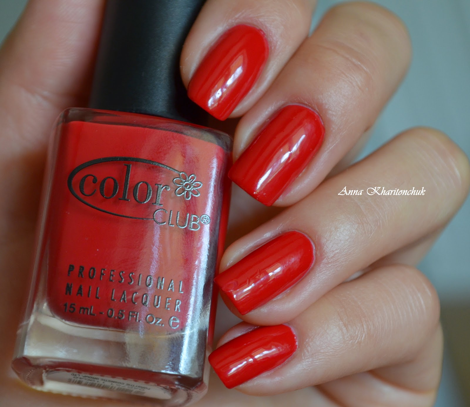 Color Club Look Book 964 и стемпинг Born Pretty Store