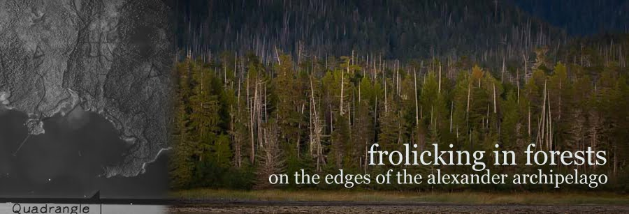 frolicking in forests.