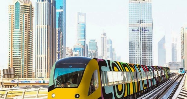 Dubai Metro to be redecorated into art gallery & museum