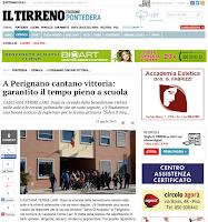 DAL 2015-16 GARANTITO IL TEMPO PIENO PER TUTTE LE CLASSI