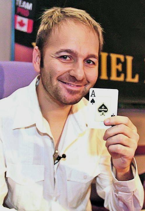 Daniel Negreanu Poker Player Profile and HD Wallpaper