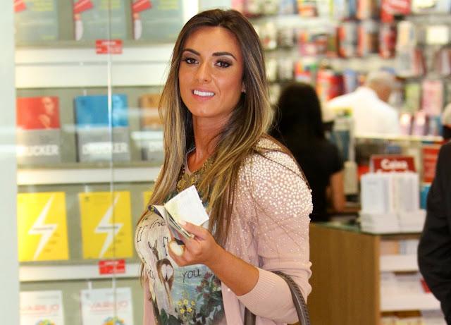 Nicole Bahls revela quanto ganhava no Pânico e se voltaria a ser Panicat