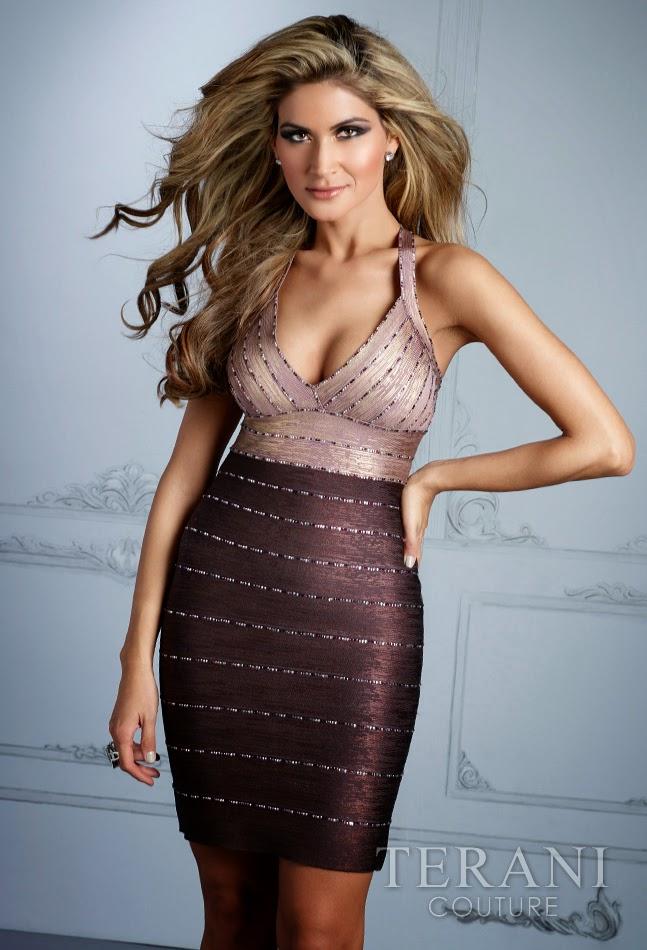 Bonitos vestidos de noches para ocasiones especiales