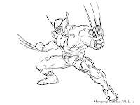 Logan Sang Wolverine