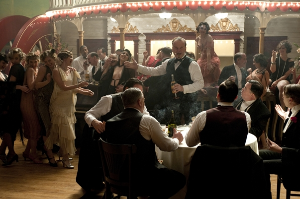 Boardwalk Empire Cinematography