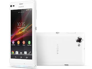Sony Xperia L Harga dan Spesifikasi Terbaru