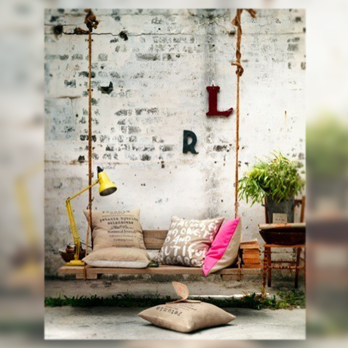 Inspiration day recicla y decora la musa decoraci n - Recicla y decora ...
