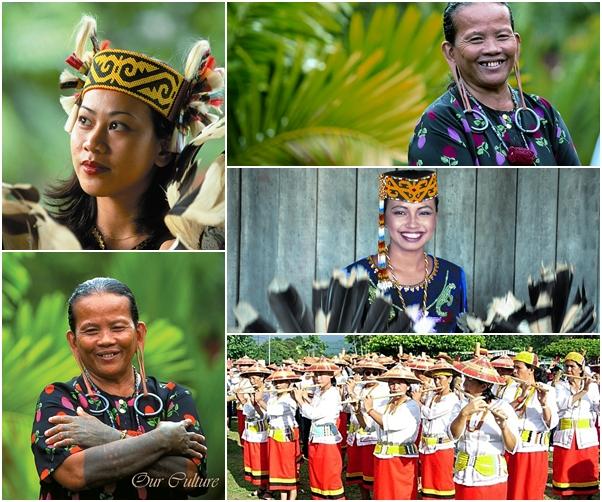 Sarawak Malaysia Borneo Our People - Orang Ulu