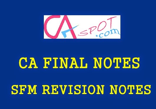 Ca final sfm forex notes