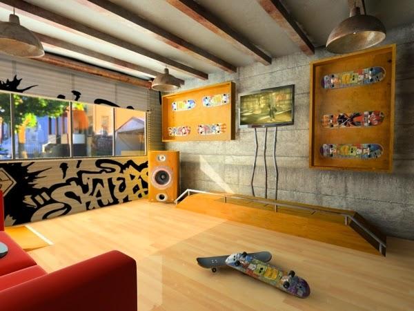 For Children Skate Fans More Ideas For Skateboarders At Skate Home