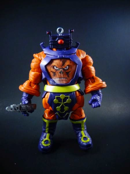 Marvel Legends Arnim Zola Action Figure