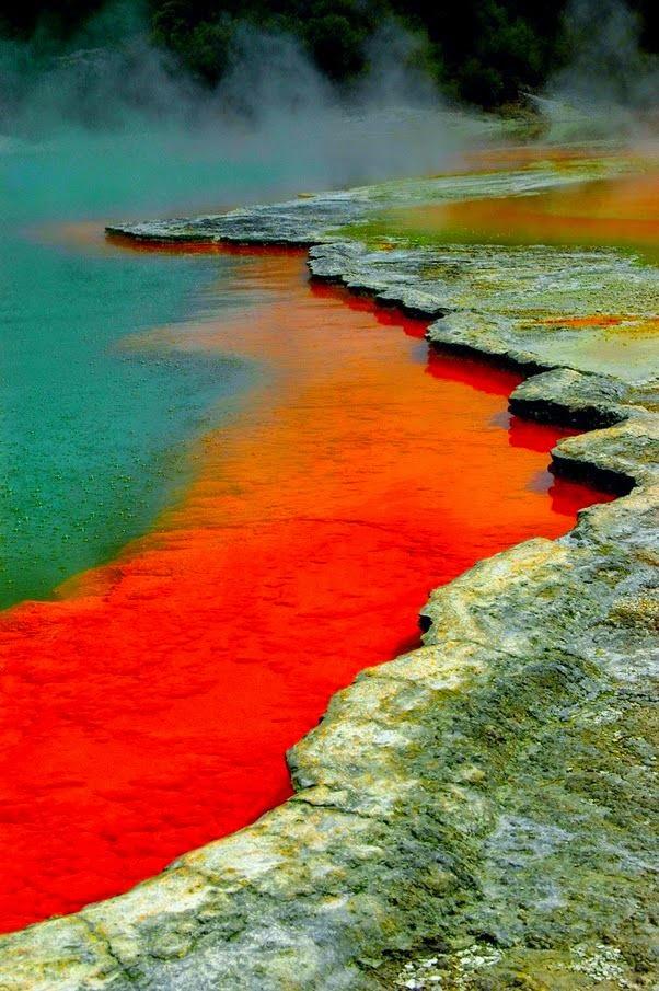 Waiotapu Thermal Reserve – Rotorua, New Zealand