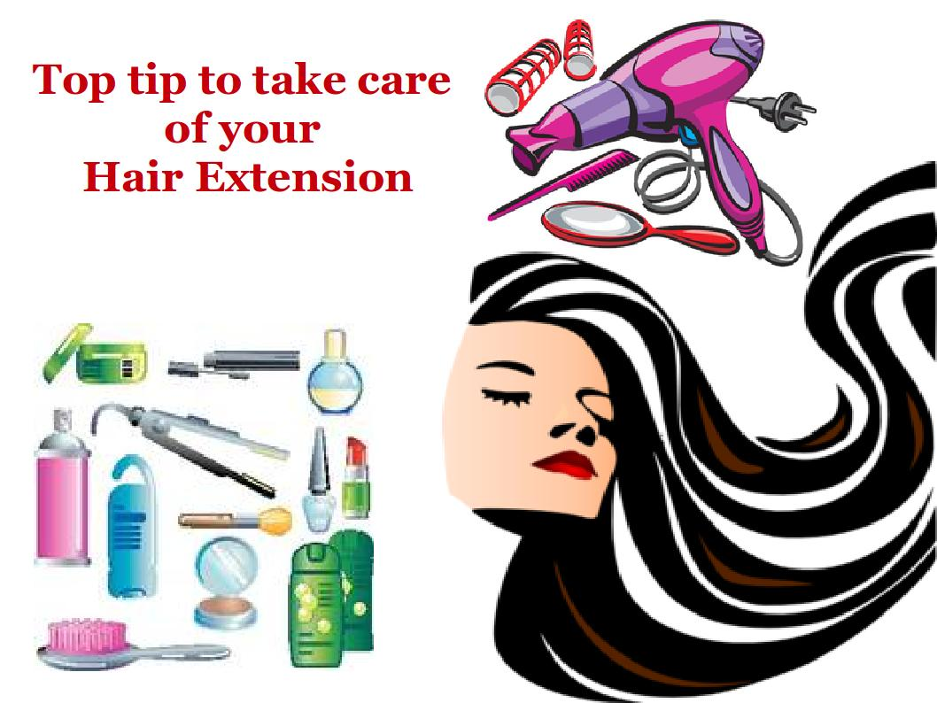 Top tip to take care of your hair extension hair extensions magazine how to take active care of your hair extension how to maintain all the necessary steps can be an important question for all those who have just opted for pmusecretfo Choice Image