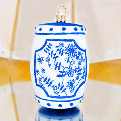 Chinoiserie Chic Chinoiserie Chic Christmas Blue And