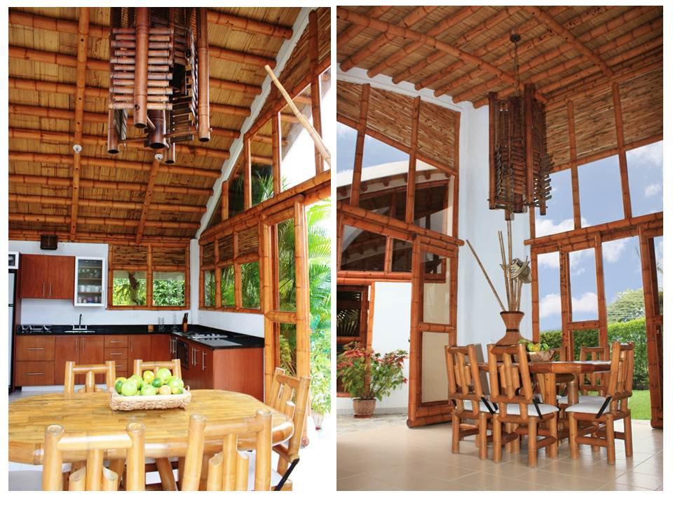 bambushow casas de bambu glamour na constru o