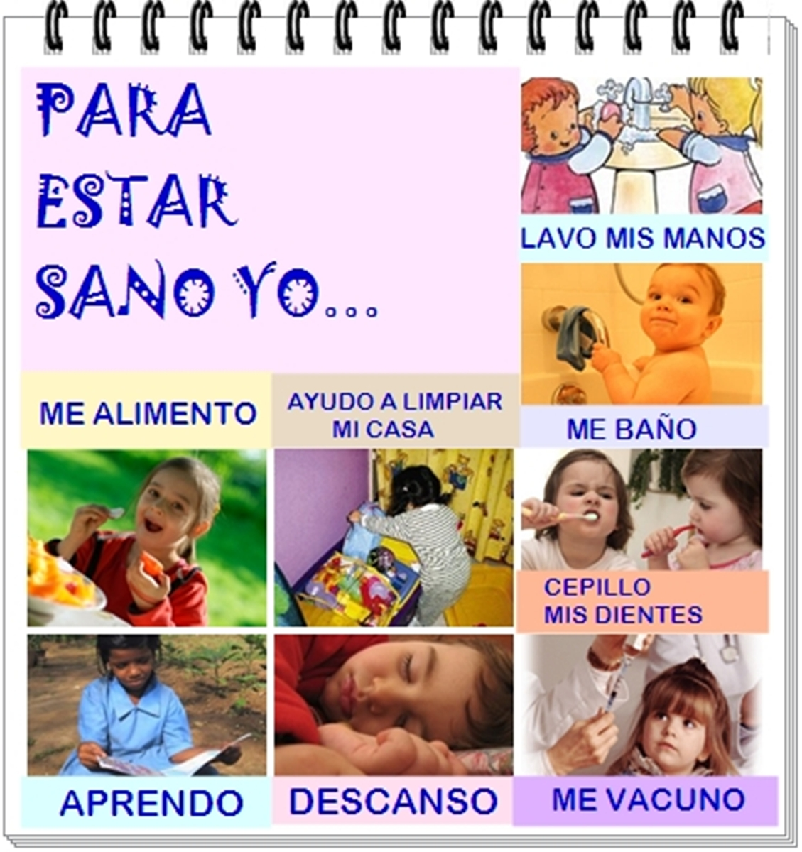 Fotos De Salud Para Los Ninos