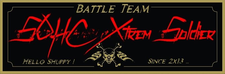 SOHC Xtrem Soldier