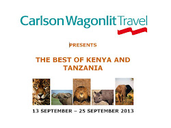 THE BEST OF KENYA AND TANZANIA