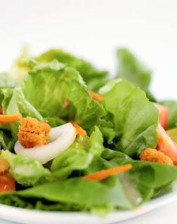 Ensalada de Zanahoria y Lentejas