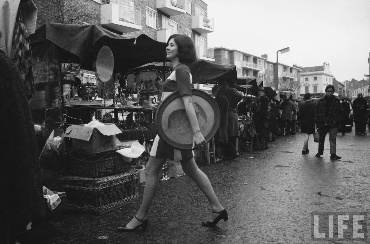 Life Magazine - London 1966 – Voices of East Anglia
