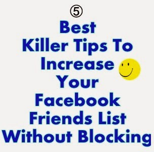 how to increase facebook friends