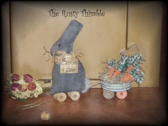 The Rusty Thimble Giveaway