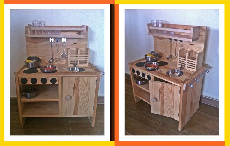 Como Hacer Una Cocina De Juguete En Madera ~ Magonz.com = La Idea De ...