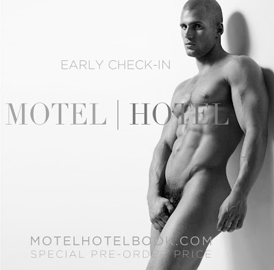 Todd Sanfield by Kevin McDermott for 'Motel|Hotel'-2
