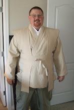 Matthew's Jedi Costume