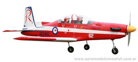 Seagull Models Pilatus PC-9 120 ARF
