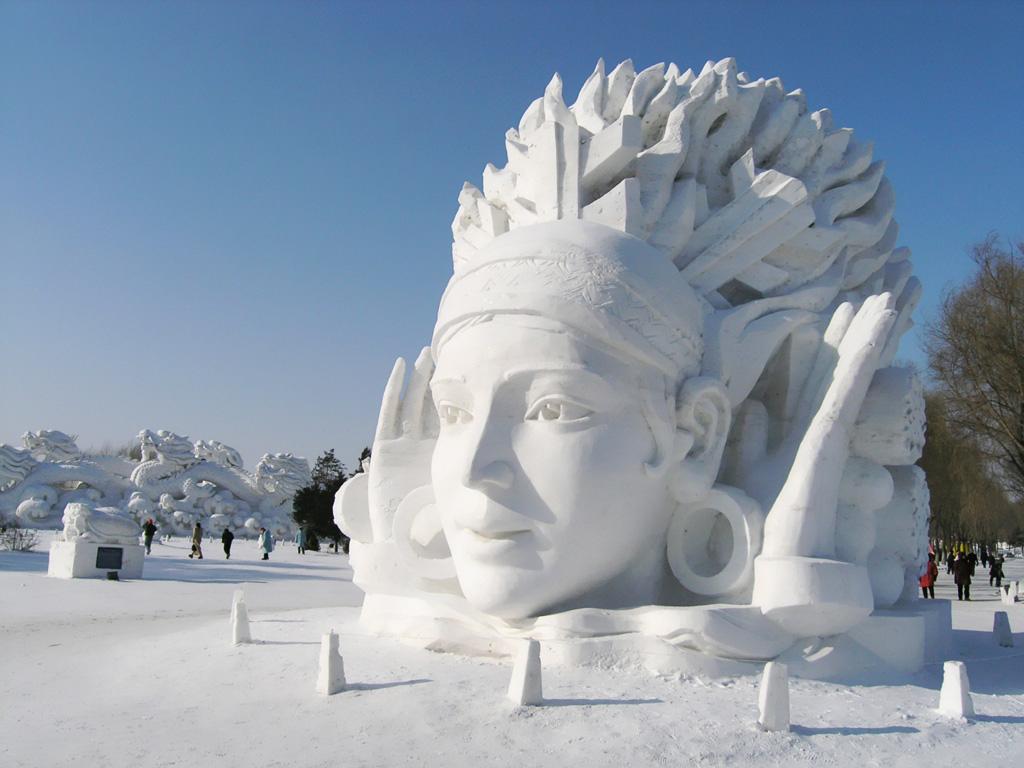 Harbin festival 2012 tutt 39 art - Saint de glace 2018 ...