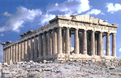 El Partenón de Atenas - que visitar