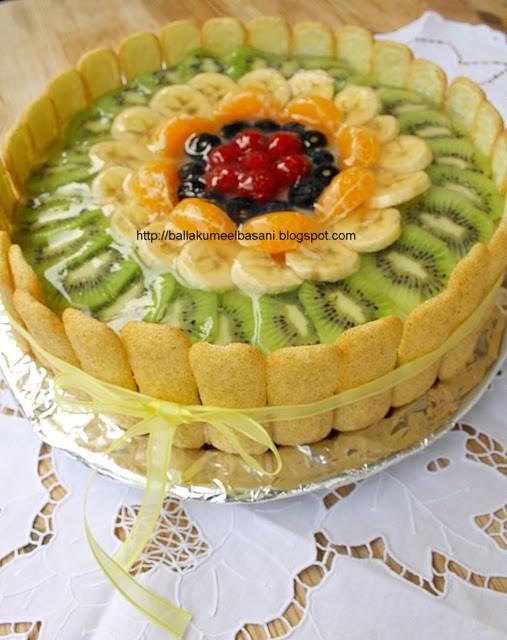 UnëGatuaj - Një botë me receta - Tortë me banane